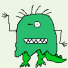 admin MonsterID Icon